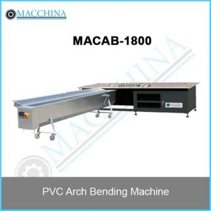 PVC Arch Bending Machine