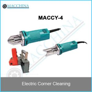 Electric Corner Cleaning Machine