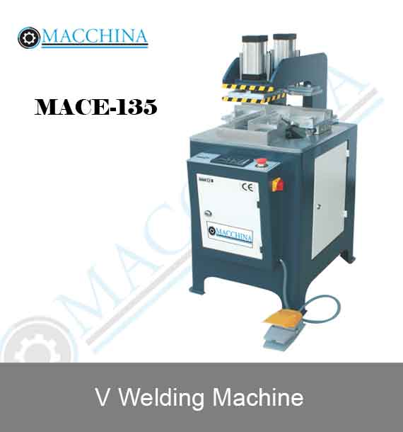 V Welding Machine