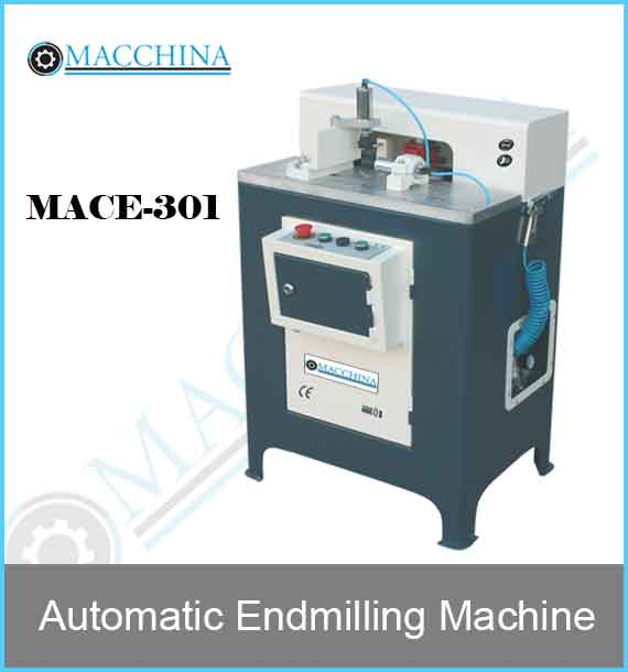 Automatic Endmilling Machine