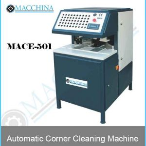Automatic Corner Cleaning Machine