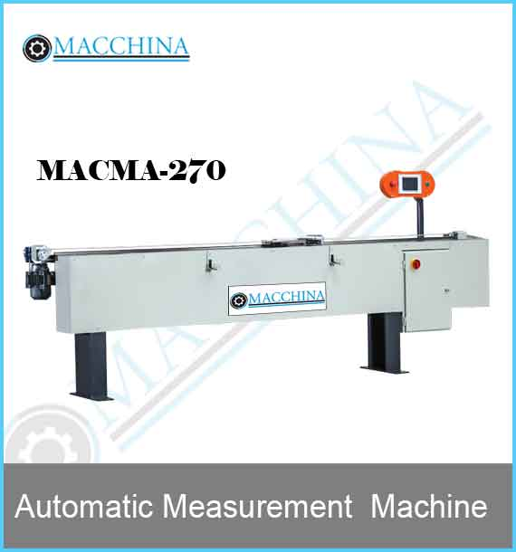 Automatic Measurement Machine