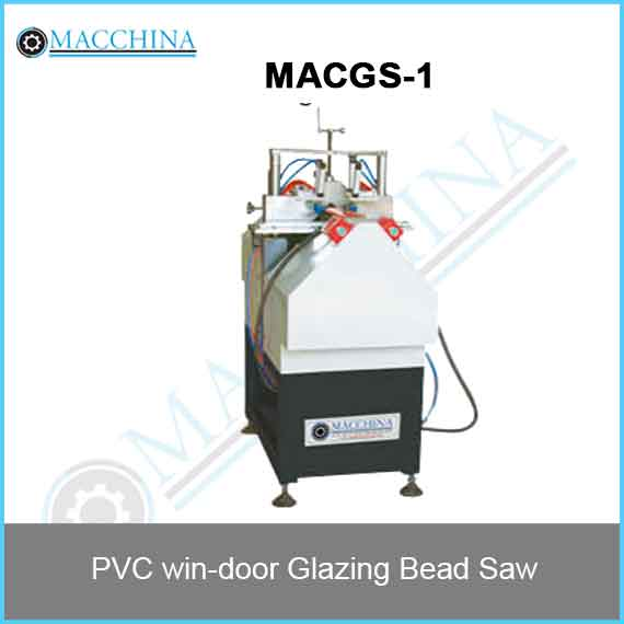 PVC win-door Glazing Bead Saw