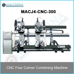 CNC Four Corner Combining Machine
