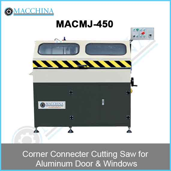 Corner Connecter Cutting Saw