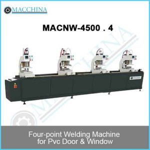 Four-point Welding Machine