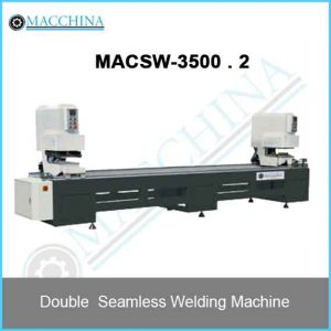 Double Seamless Welding Machine