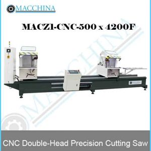 CNC Double-Head Precision Cutting Saw