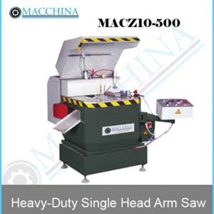 Heavy-Duty Single Head Arm Saw